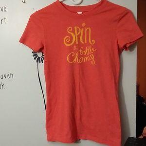 Women's Hollister size medium spin bottle t-shirt